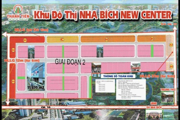Nha Bích New Center